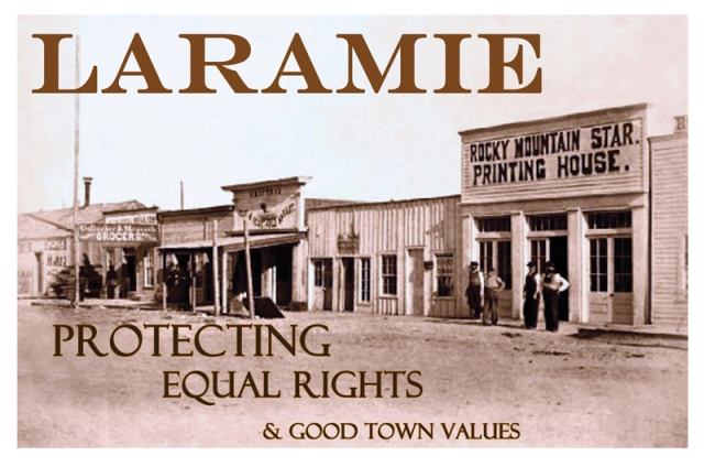 Win Tickets ($30+): Laramie, Equal Rights @ Odd Duck Studio | Tale Of Women's History In The West