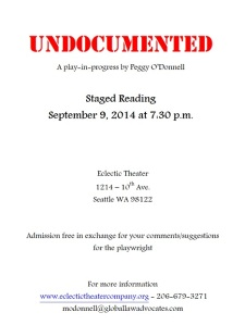Undocumented flyer